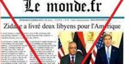 Le monde victime d une manipulation en libye for Abou hamed cuisine