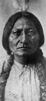 WASHINGTON,le 18/09/07 , Un musée américain de Washington va rendre aux  descendants du grand chef sioux Sitting Bull l\u0027une de ses mèches de cheveux  tressés