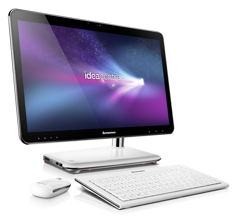 High tech lenovo ideacentre a310 un ordinateur de bureau - Que choisir ordinateur de bureau ...