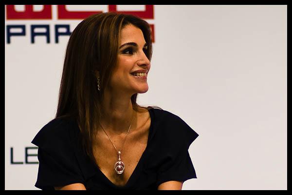La Reine Rania De Jordanie Insultee Sur Youtube Alliance Le Premier Magazine De La Communaute Juive Actualite Juive Israel Antisemitisme Info
