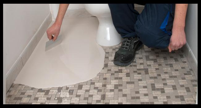 awesome peinture carrelage salle de bain sol photos - lalawgroup ... - Peindre Son Carrelage De Salle De Bain