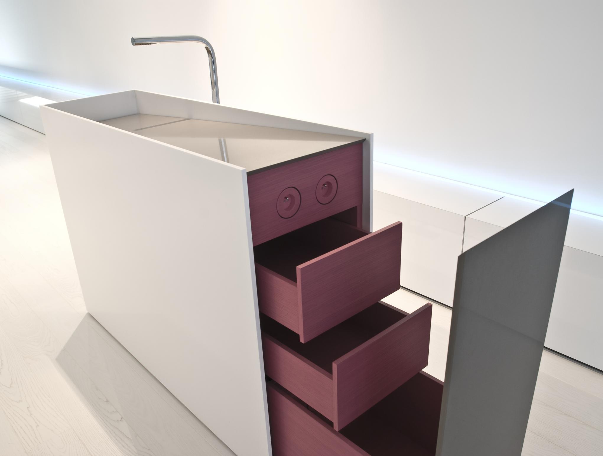 Le Meuble Vasque Les Prises Int Gr Es Niko Mysterious Et