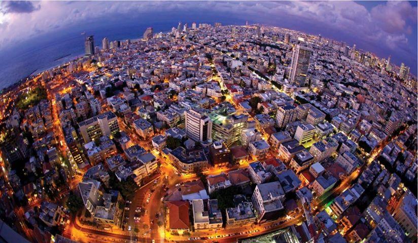 israel ville - Photo
